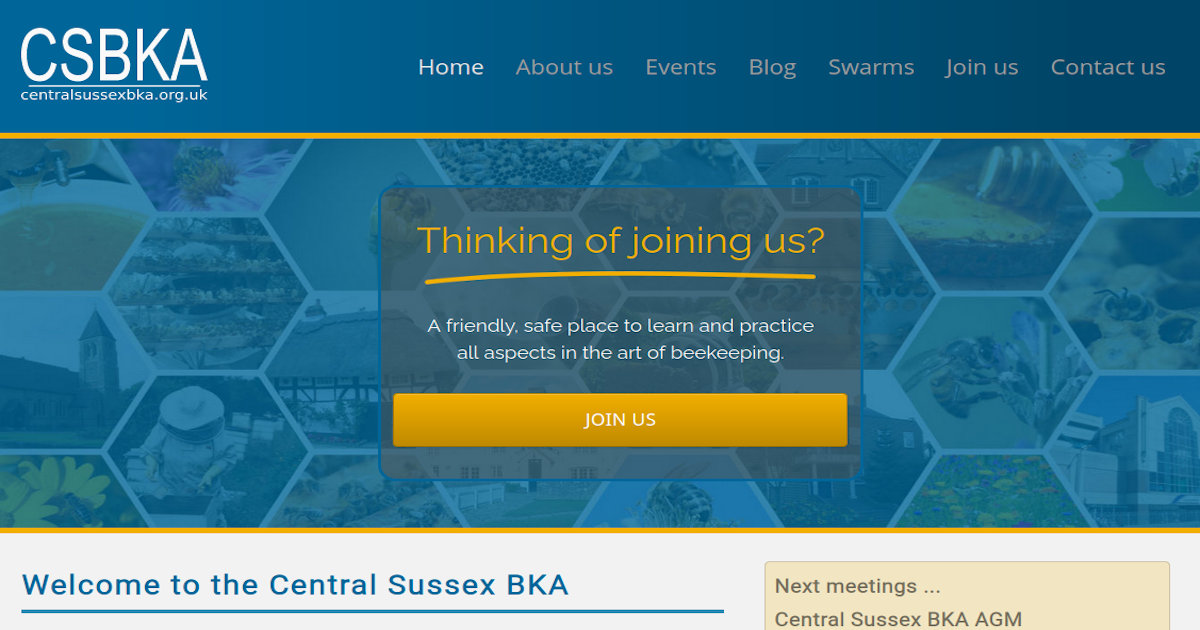 Portfolio image for Central Sussex BKA