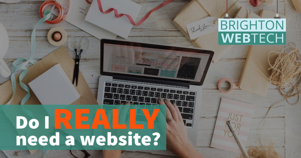 Do I need a website in 2020?