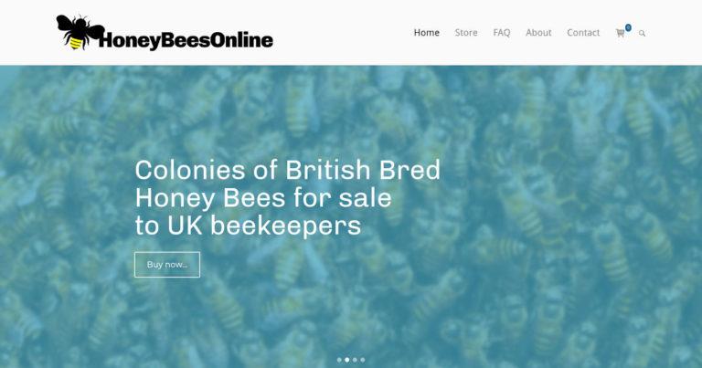 Honey Bees Online